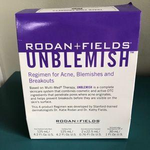 Rodman + Fields Unblemish Regimen